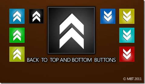 BACK TO TOP AND BACK TO BOTTOM BUTTONS