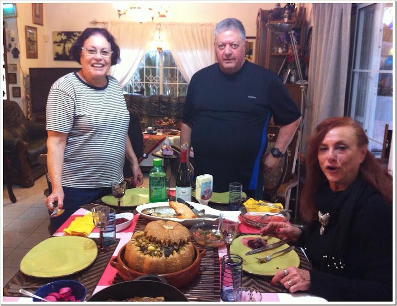 Edna,Haim and Shula