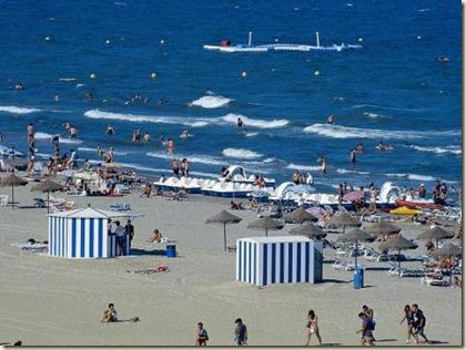 Playa La Malvarrosa-