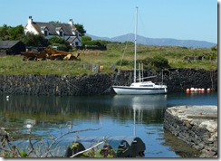 easdale harbour walls