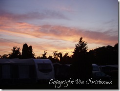 Hindsgavl solnedgang 29.07.11