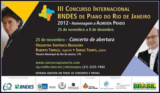 CONCURSO 2012 BNDES DE PIANO MAILING ABERTURA