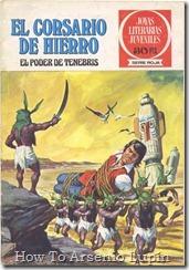 P00007 - 07 - El Corsario de Hierro  Serie Roja.howtoarsenio.blogspot.com #7