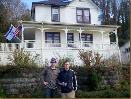 boys at goonie house