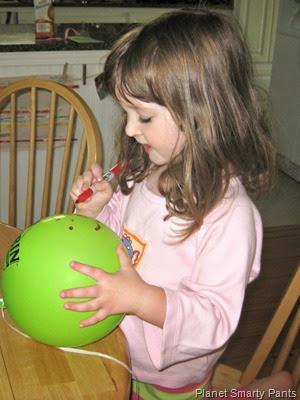 Make a Pet Balloon
