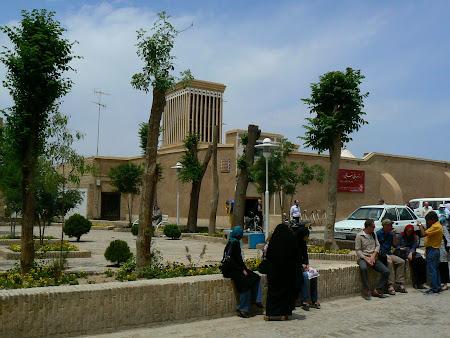 Accomodation in Yazd: Luxury hotel