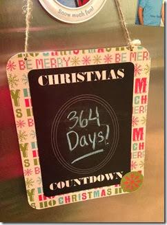 Chirstmas Countdown