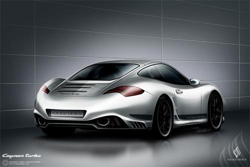 When Porsche first unveiled a