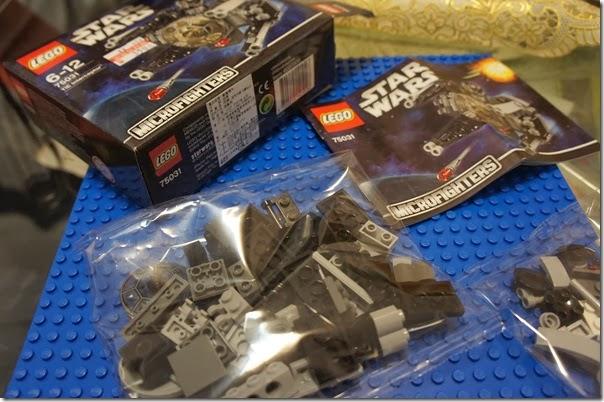 LEGO 鈦戰機