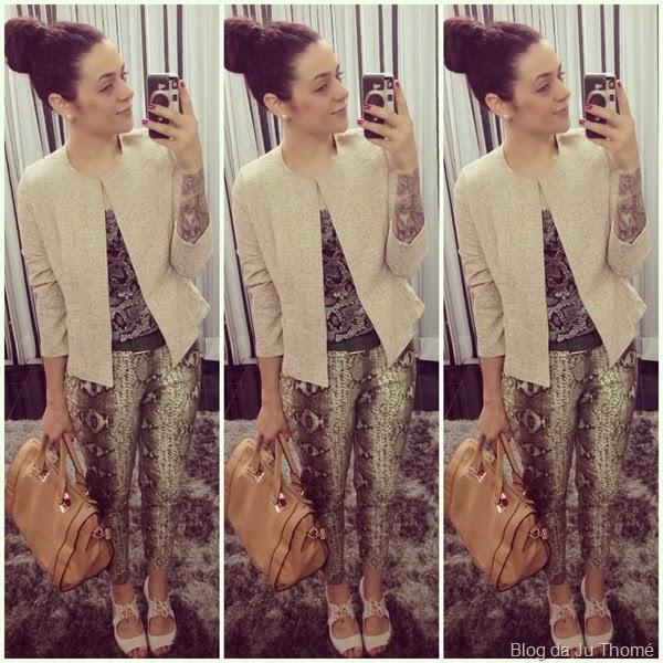look calça snake print, blusa estampada e casaqueto (2)