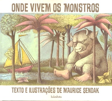 Maurice Sendak - Onde vivem os monstros[1]