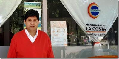 Daniel Hernández es el nuevo coordinador de la Unidad de Gestión de Mar del Tuyú