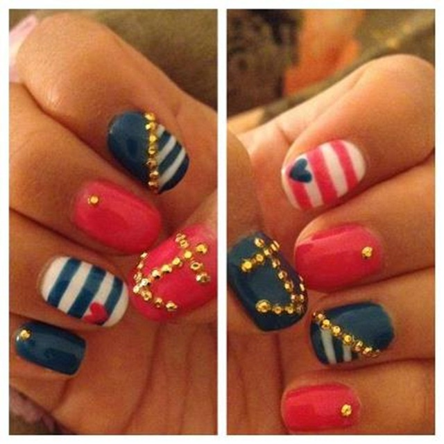 July 4th Nails_3