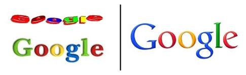 Google (antes y después)