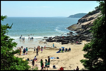 01i1 - View of Sand Beach