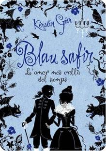 Blau Safir, de Kerstin Gier