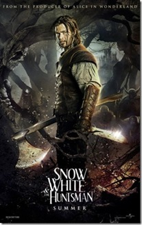snow white huntsman poster 2