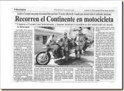 Newspaper Cozumel
