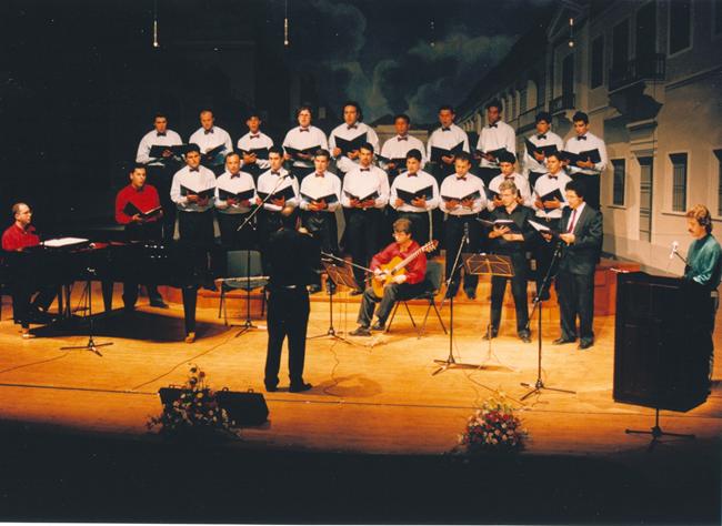 20 χρόνια Κεφαλληνιακής Χορωδίας