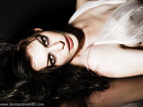 anne hathaway linda sensual sexy desbaratinando  (83)