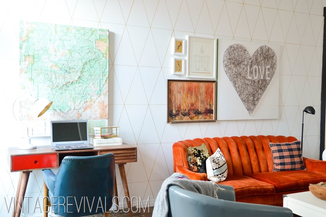 Living Room Makeover @ Vintage Revivals-1-2