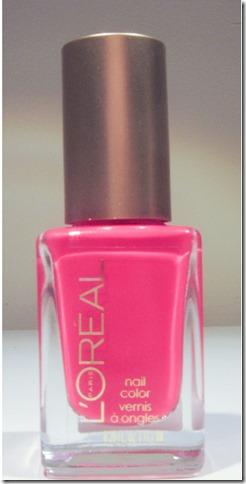 L'Oreal Pink Attitude 133
