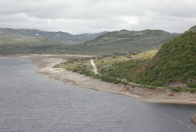 Tinn-Valdres-Sjoa juli 12012