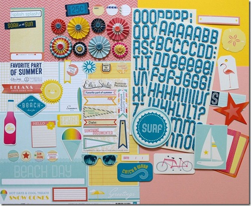 Scraptastic_Club_September_2012_Just_Beachy_Add-On_Small_Pic_American_Crafts_Shoreline_Elles_Studio_Thickers_8.17.12_grande