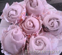 Purple Sweet Potato Mantou (ready to eat)