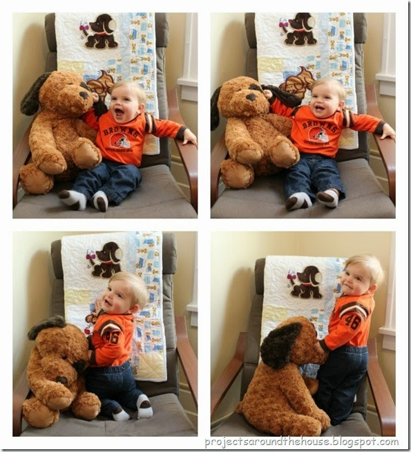 Lincoln 10 month