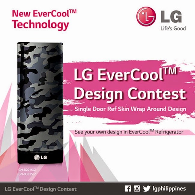 LG EverCool Design Contest