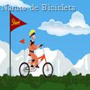 Naruto de Bicicleta