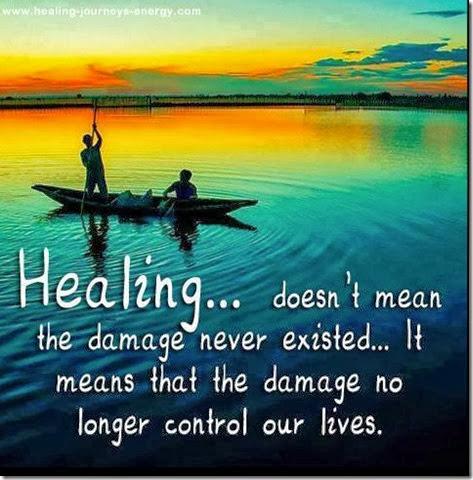 Healing control