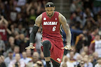 lebron james nba 130320 mia at cle 14 Tale of Two Halves, Two Pairs. LeBron, Heat Erase 27 Point Deficit for Win #24!