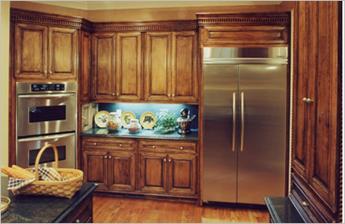 Gambar Desain Dapur Nuansa Klasik