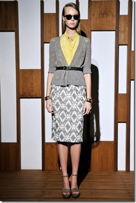 Banana Republic Spring 2012 RTW (4)