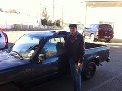 Cole's New Truck