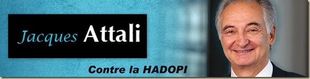 Attali - Hadopi