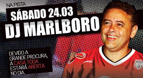 DJ Marlboro na Zoff Club em Indaiatuba