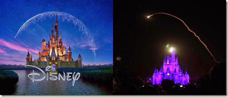 expectation reality disney