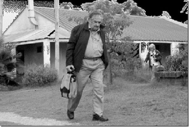O Presidente do Uruguai José Mujica (1)