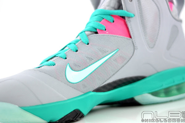 Releasing Now Nike LeBron 9 Elite Miami Vice  South Beach