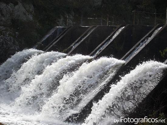 Villa Serrana - Caida de agua