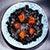 Deser z czarnego ryżu i słodkiego ziemniaka