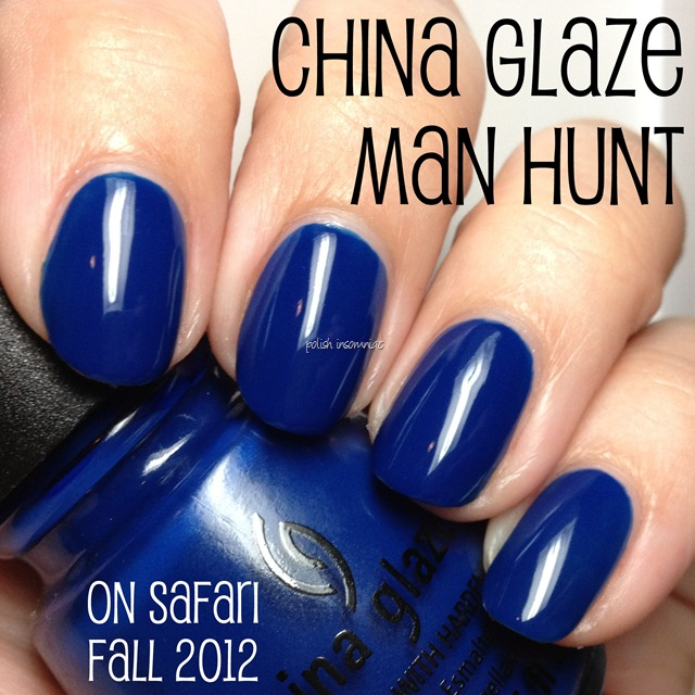 China Glaze Man Hunt 1