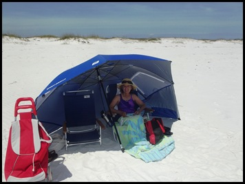 Fort Pickens Beach 001