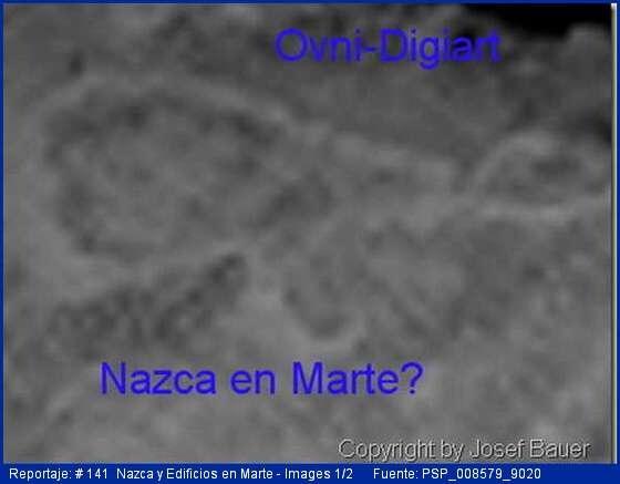 Nazcaen marte 1