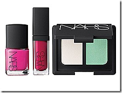 NARS Andy Warhol Beautiful Darling products