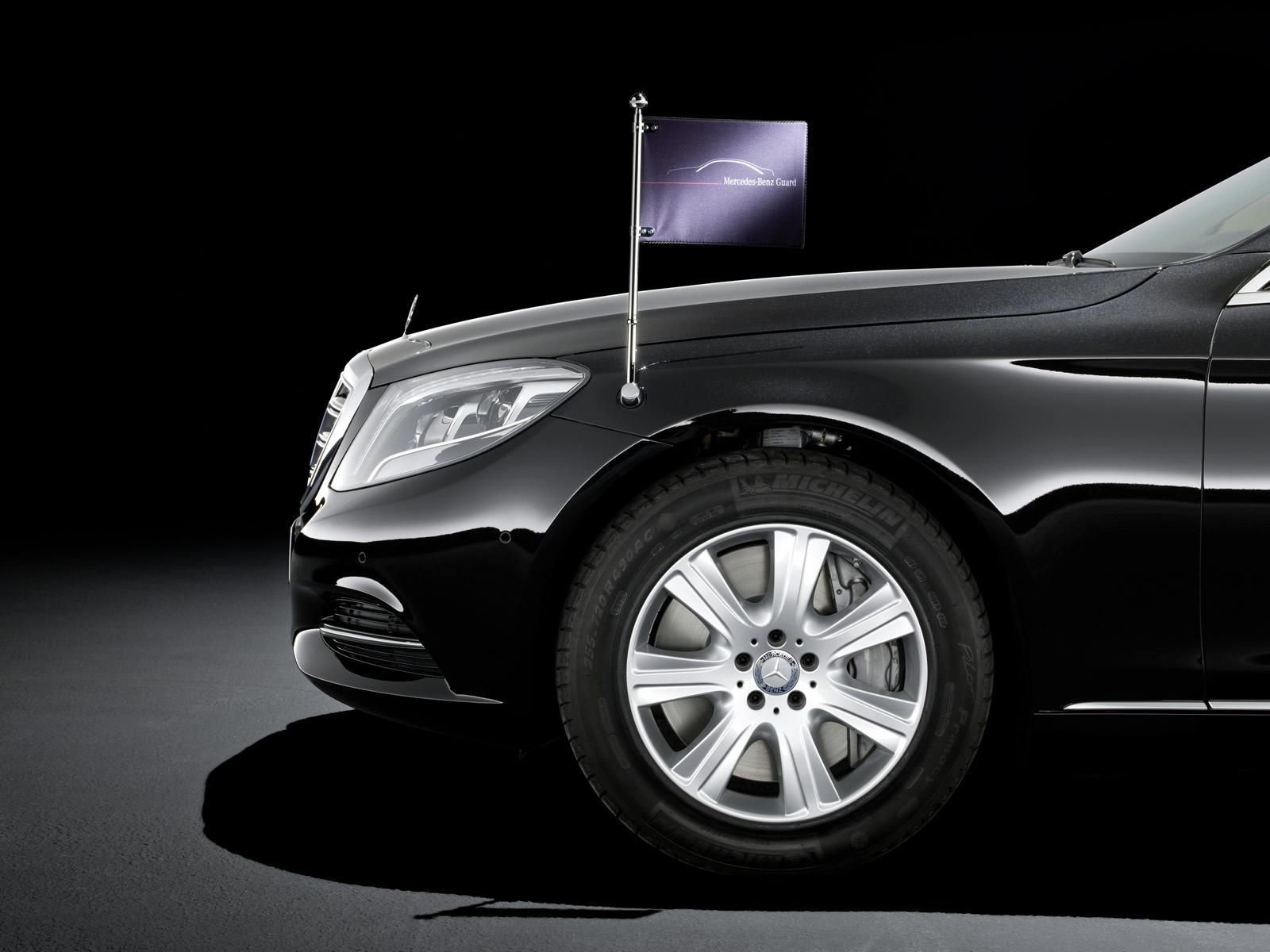 2015 mercedes benz s600 guard resmi olarak duyuruldu for Mercedes benz guard