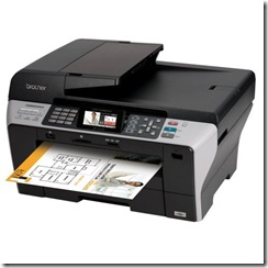 Printer Brother MFC-6490CW